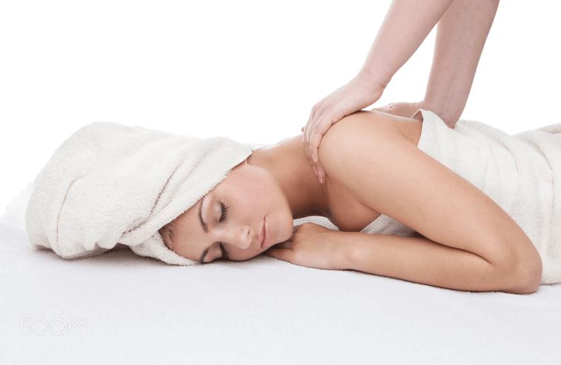 Как сделать правильный массаж спины?