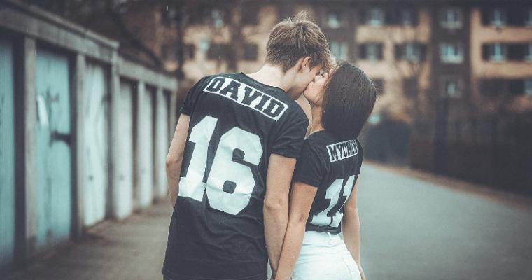 Как правильно целоваться парню с девушкой?