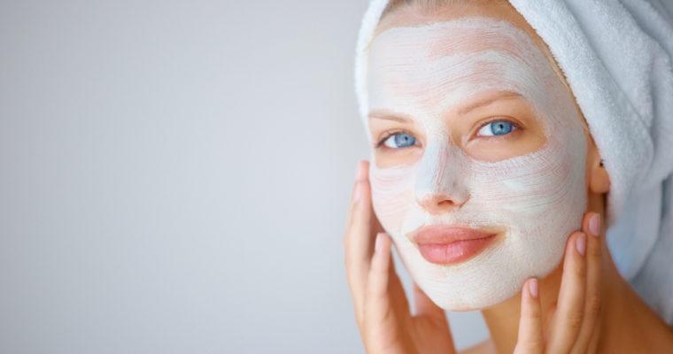 Быстрые косметические маски