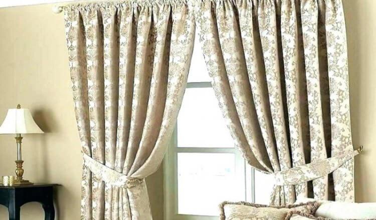 современные шторы в гостинную