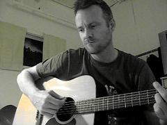 парень с гитарой фото
