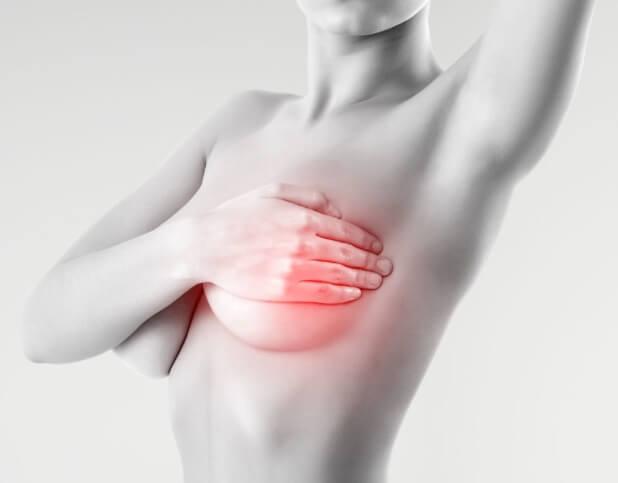 почему у девушек болит грудь 18 лет