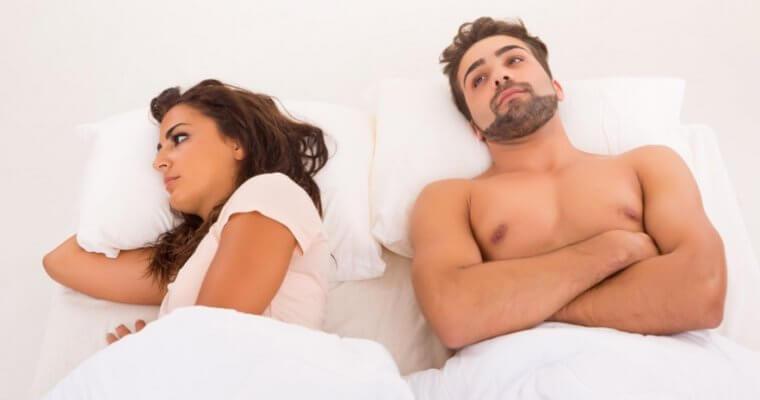 Как вернуть женщине сексуальную жизнь