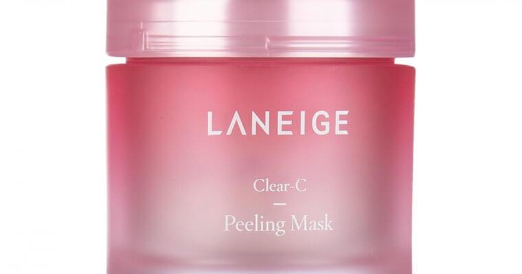 Корейская маска-пилинг – эффективный способ очищения