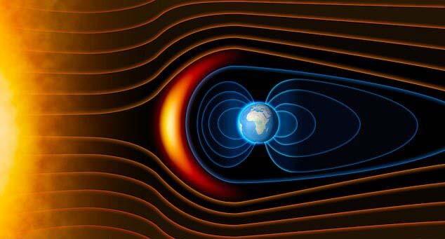 Магнітне поле Землі слабшає і виводить з ладу орбітальні супутники, повідомляють учені