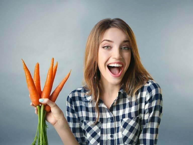 Морквяна дієта для схуднення — мінус 3 кг за 4 дні