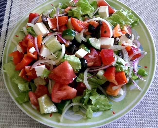 Як середземноморська кухня дозволяє схуднути і зберегти здоров'я в старості