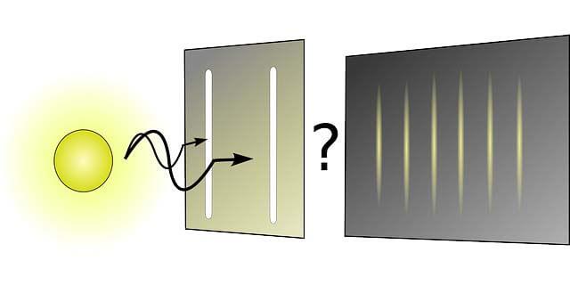 Можуть елементарні частинки або молекули перебувати в двох місцях одночасно?