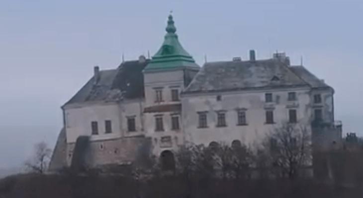 Как строили замки в Средние века