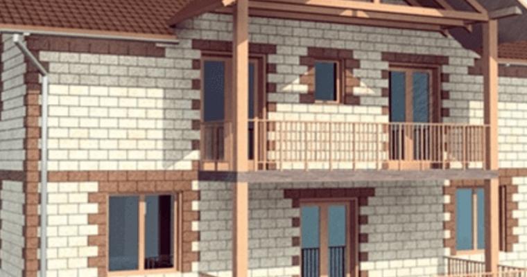 Строительство из теплоблоков